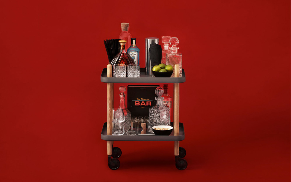 Mesa auxiliar block de normann copenhagen blog tienda for Design nordico on line