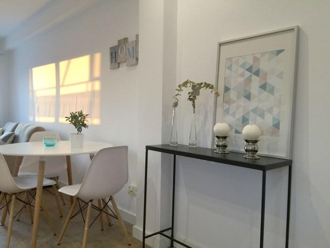 sillas eames reformas zaragoza planta abierta piso alquiler en zaragoza estilo nórdico distribución diáfana blog decoracion interiores
