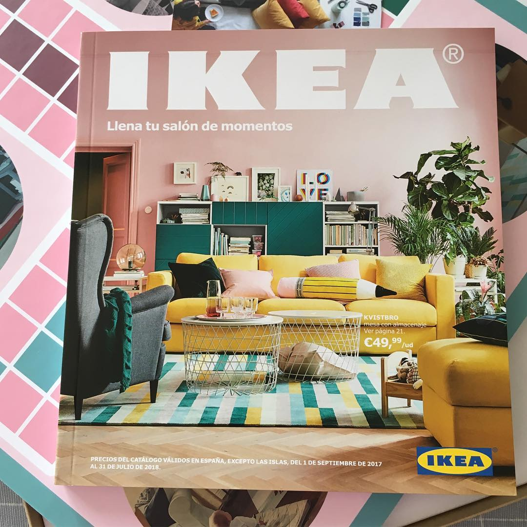nuevo cat logo ikea 2018 novedades blog decoraci n On catalogo decoracion