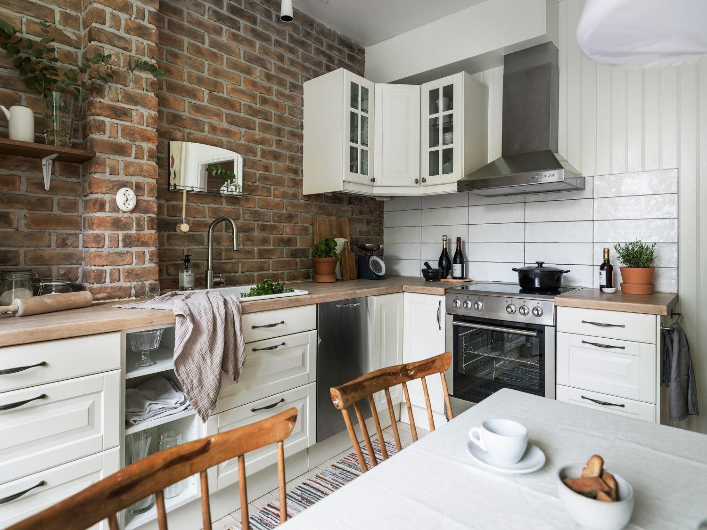 Cocinas de estilo r stico renovado blog tienda for Decoracion rustica