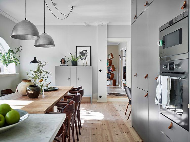 6 claves para una cocina de estilo n rdico blog tienda for Cocina estilo nordico