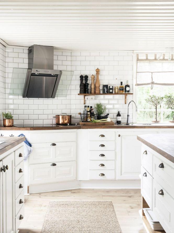 estilo escandinavo decoración cocina cocina sueca cocina nórdica cocina landstil cocina country cocina clásica cocina blanca