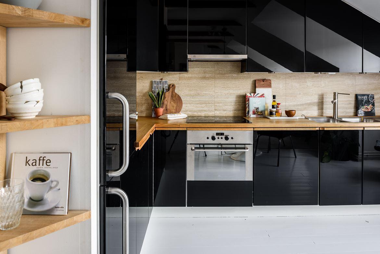 Ático nórdico de planta abierta - Blog tienda decoración estilo ...