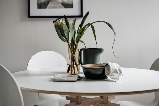 Comedor sobrio y elegante - Blog tienda decoración estilo ...