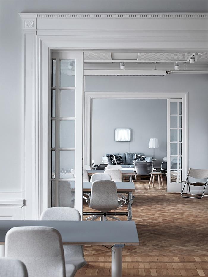 Decoraci n muebles de ikea delikatissen blog tienda for Oficinas ikea madrid