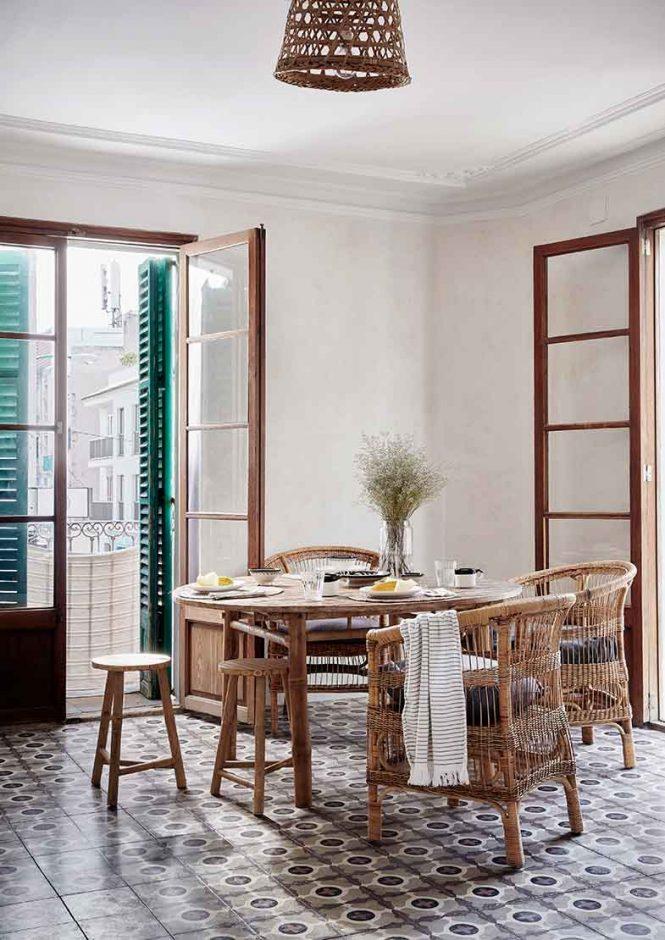 La casa de una dise adora danesa en palma de mallorca Elementos de decoracion de interiores