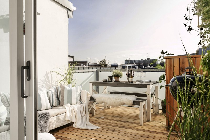 Disfrutar de la terraza de casa también en invierno - Blog tienda ...