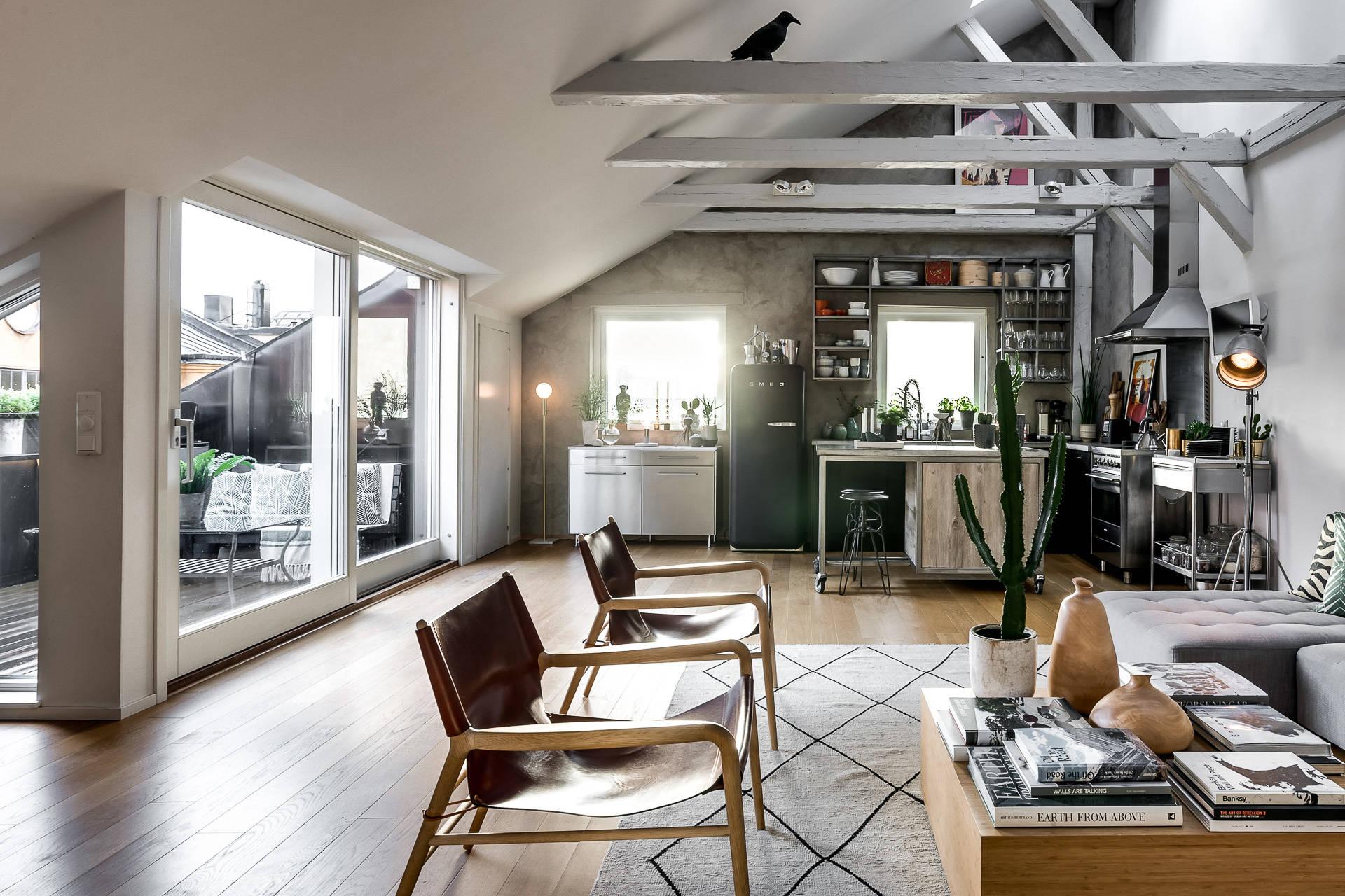 Tico con aires de loft industrial blog tienda for Decoracion estilo loft