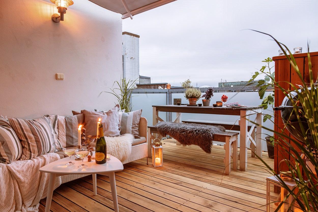 Disfrutar de la terraza de casa tambi n en invierno blog for Mesas para terrazas exteriores