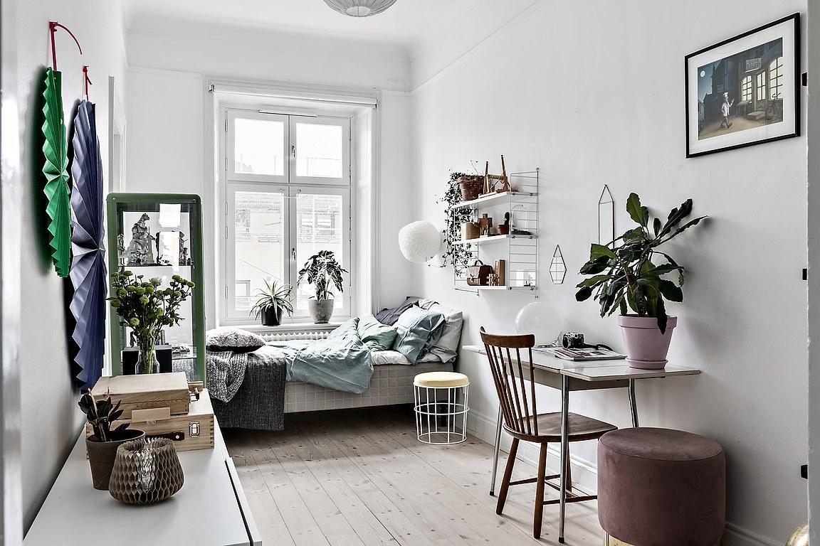 Habitaci n juvenil neutra y nada aburrida blog tienda for Dormitorio infantil nordico
