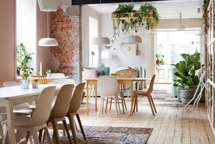 Heimatt un nuevo concepto de caf en colaboraci n con for Ikea decoracion de interiores