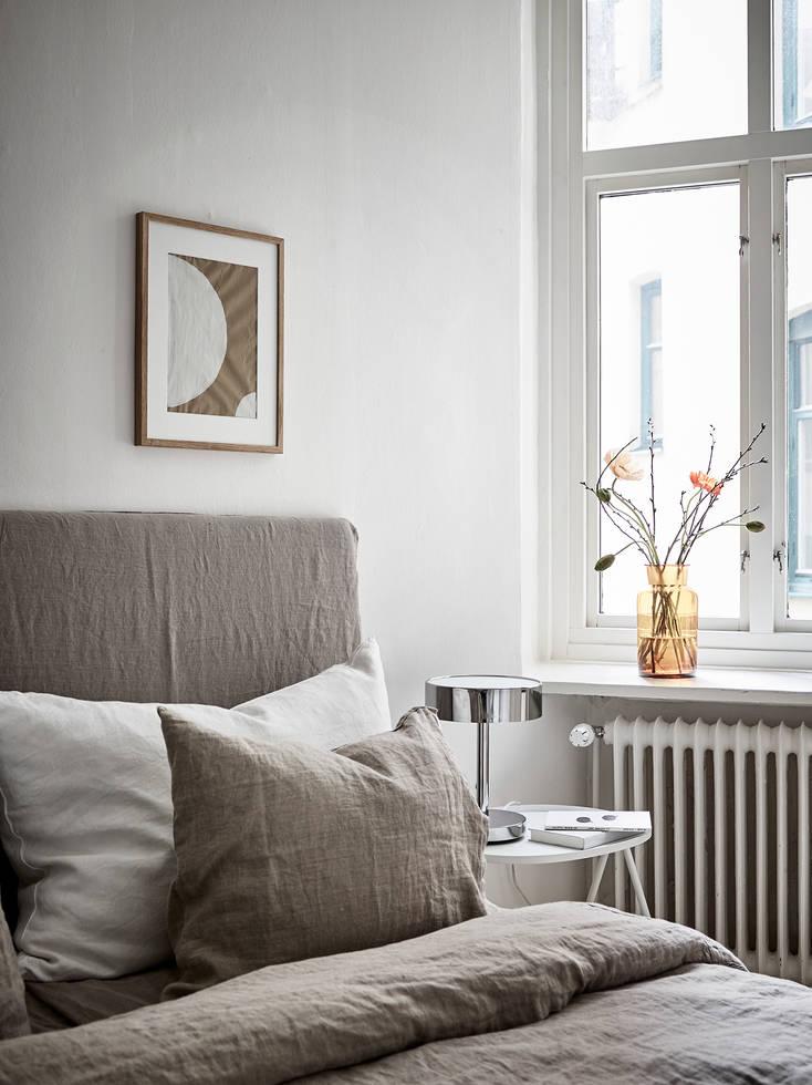 Cocina nórdica elegante con isla portátil - Blog tienda decoración ...