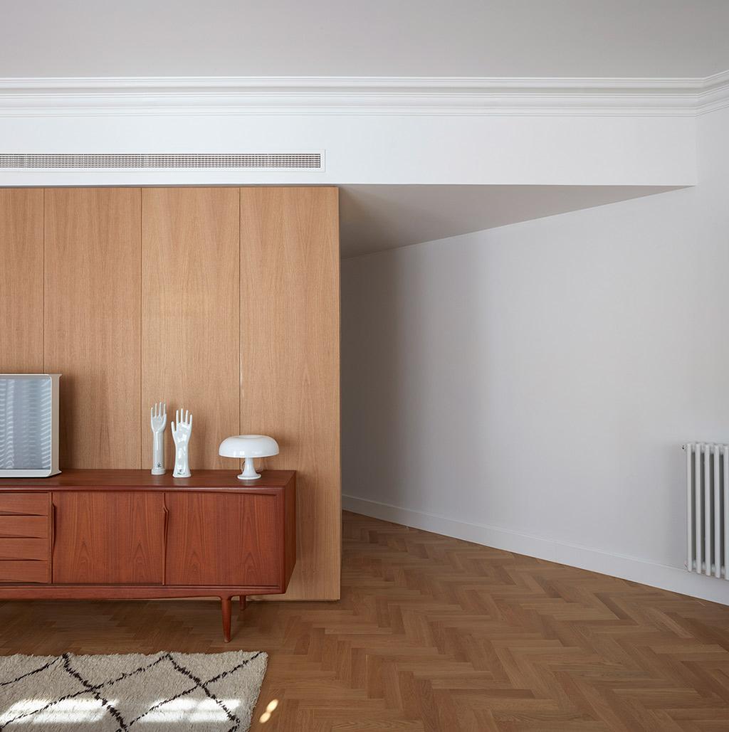 Unas oficinas convertidas en hogar en valencia blog for Muebles nordicos valencia