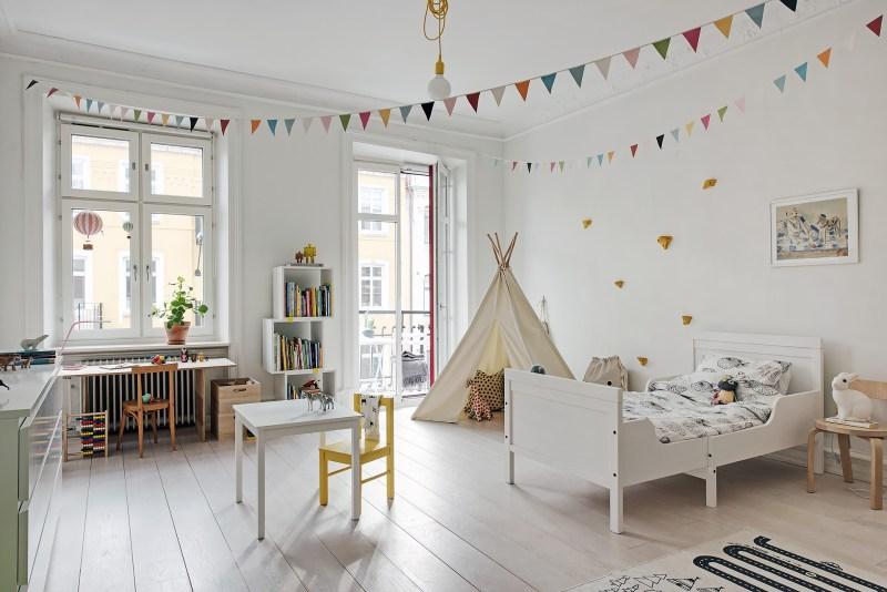 Como decorar una habitaci n infantil en estilo n rdico - Decorar habitacion infantil nino ...