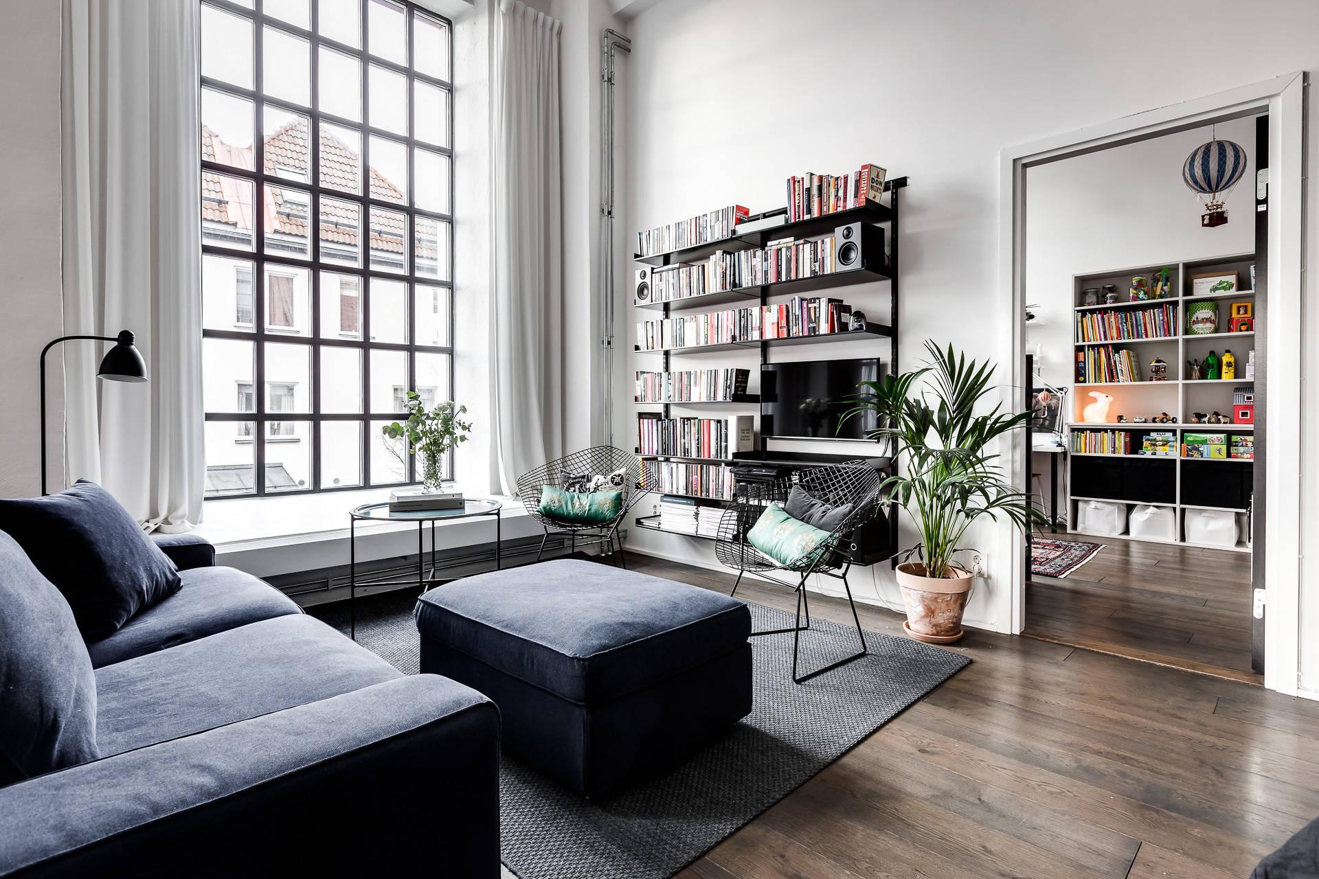 Apartamento tipo loft en antigua fábrica de piel - Blog tienda ...