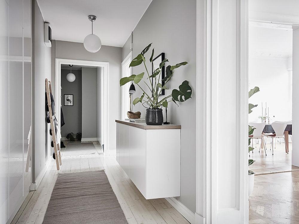 6 claves para decorar un recibidor n rdico blog tienda decoraci n estilo n rdico delikatissen Decorar el recibidor de un piso