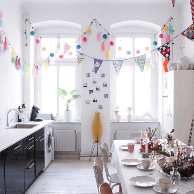 habitación juegos habitación infantil decoración nórdica decoración niños decoración colorida decoración blanco y color casa en berlin