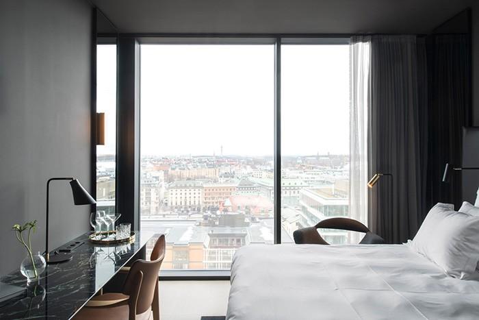hotel en estocolmo hotel de lujo Hotel At Six Estocolmo decoración lujo decoración hoteles decoración elegante