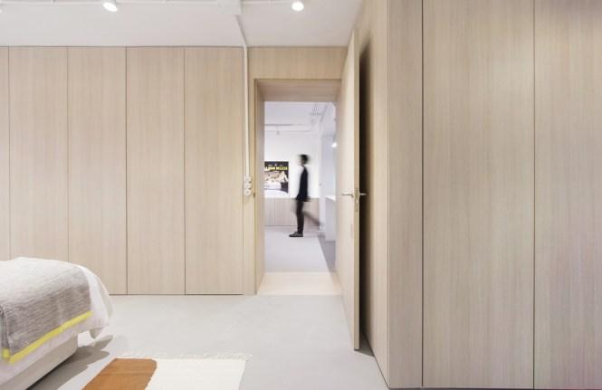 reforma tirar muros reforma madrid piso madrid estilo moderno estilo diáfano estilo contemporáneo antes despues piso antes despues madrid