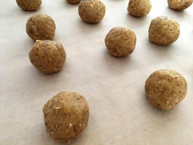 Peanut butter cookies galletas sin horno galletas rápidas galletas fáciles galletas de mantequilla de cacahuete galletas con dátiles galletas con chocolate