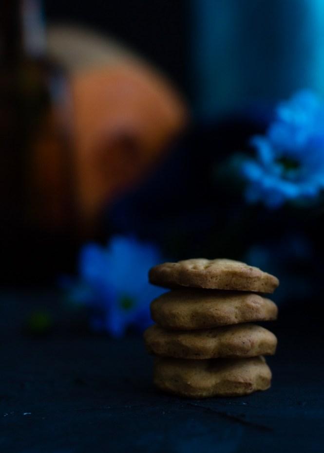 pumkin cookies galletas fáciles Galletas de calabaza galletas con fruta galletas casera cookies