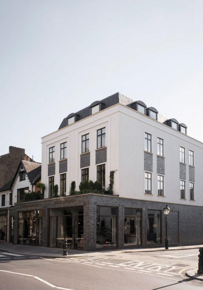 restaurantes estilo nórdico restaurante minimalista madera natural diseño escandinavo decoración restaurantes decoración locales comerciales