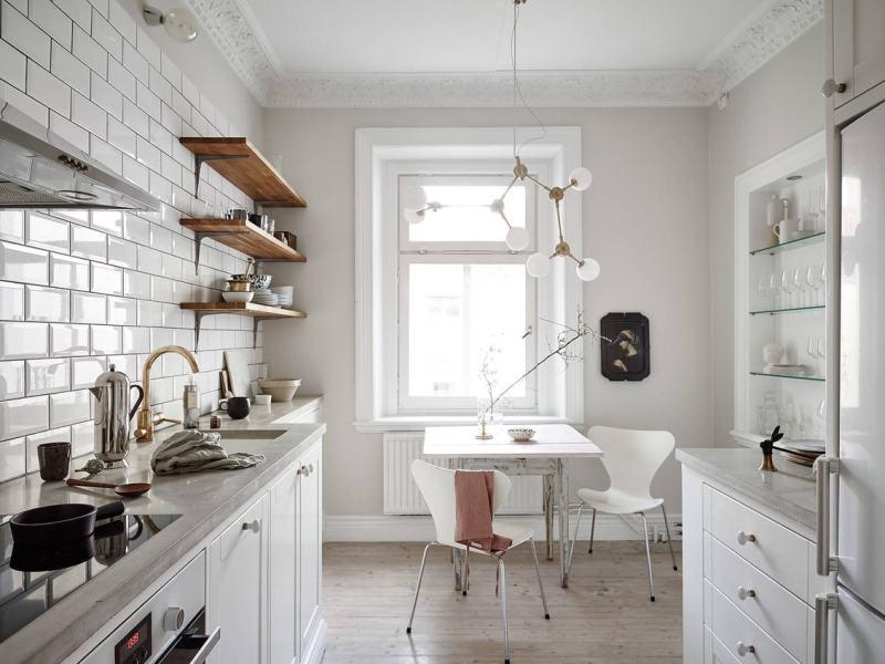 Pequeño Estudio Gran Cocina Blog Tienda Decoración Estilo Nórdico
