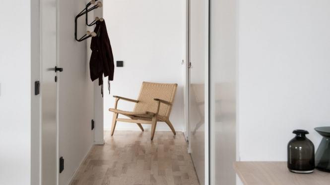 reformas pared cristal puertas de cristal paredes de cristal espacios abiertos cocina nude cocina moderna cocina escandinava cocina abierta