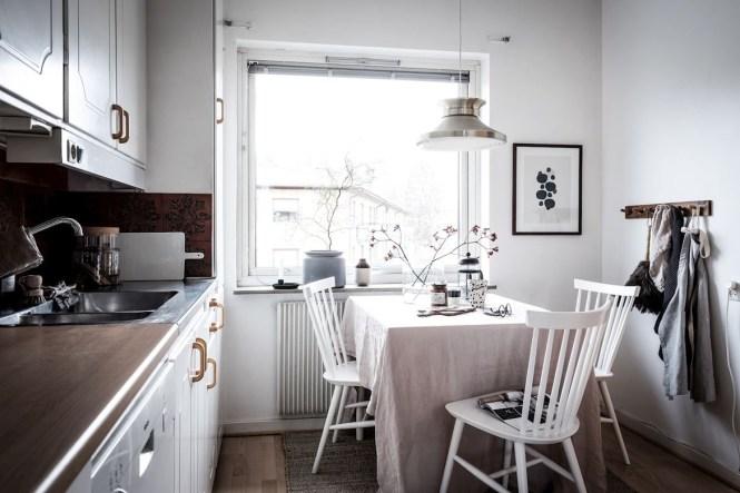 parquet macizo papel pared pintado muebles de teca muebles de diseño estilo nórdico siglo xx estilo nórdico mid century modern estilo nórdico clásico