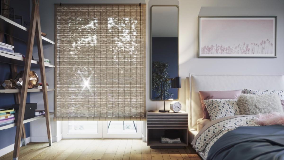 Estores para crear estancias modernas y elegantes, en Domondo