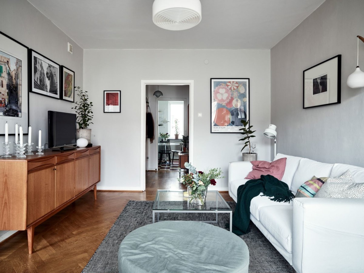 Renovar una vivienda antigua conservando detalles originales