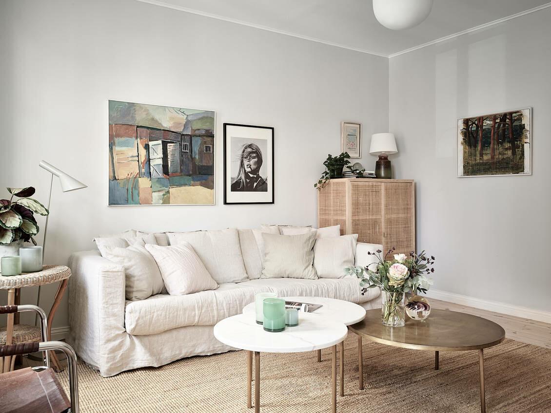 Los muebles cannage siguen siendo tendencia