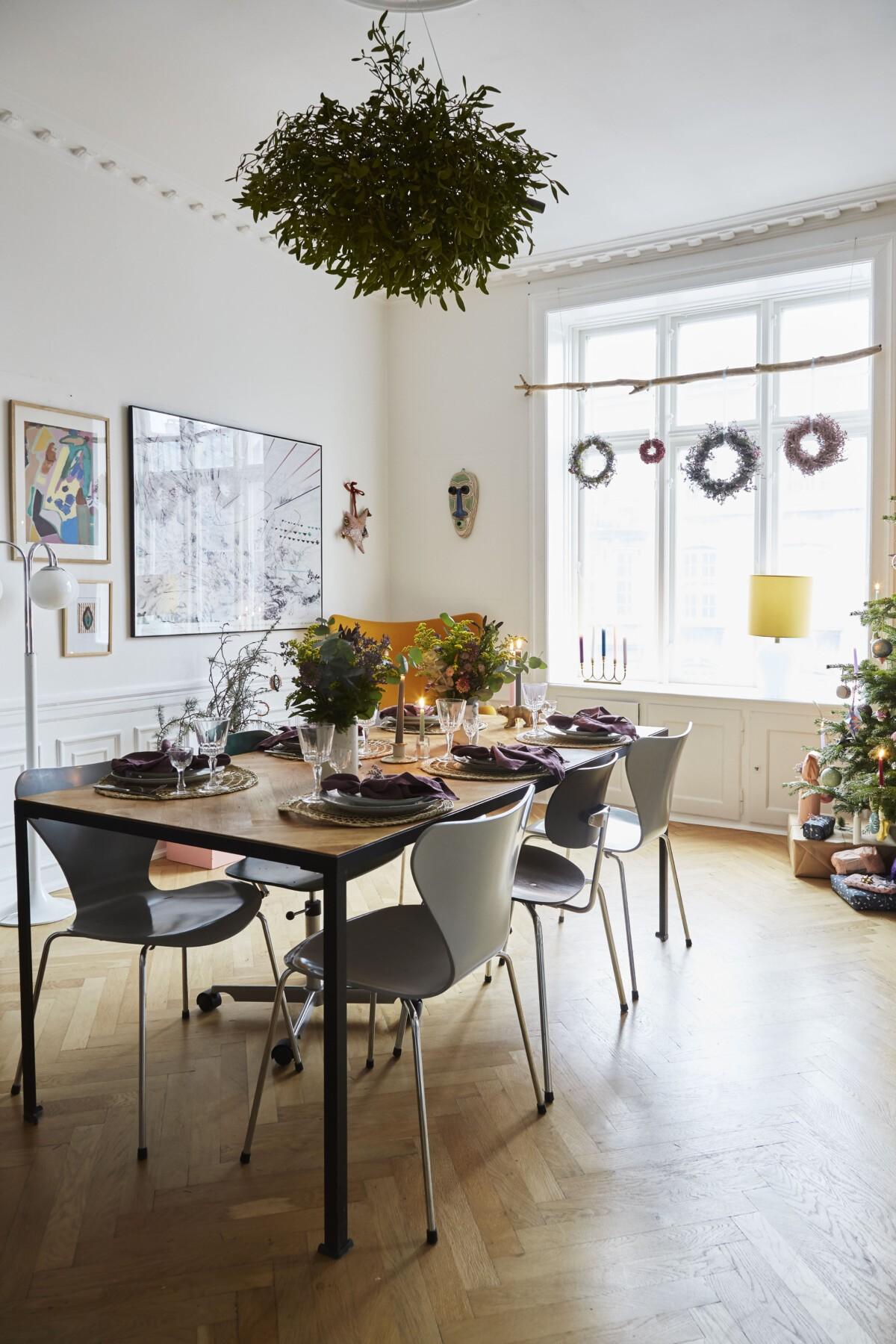 Nochebuena y navidad 2020, solos en casa sanos y felices