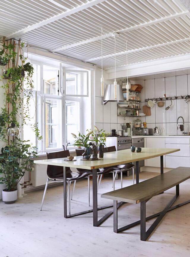 Luminoso apartamento ? loft vintage en Copenhague