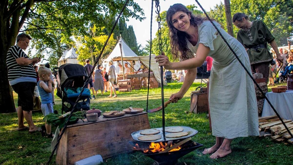 Festivales con sabor propio en Dinamarca