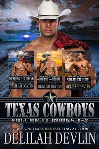 Texas Cowboys Volume 1