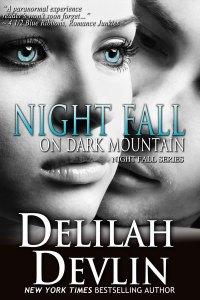 Night Fall On Dark Mountain