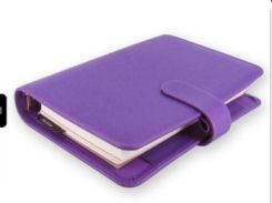 My dd's Purple Saffiano