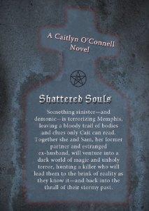 Shattered Souls Trading Card Back