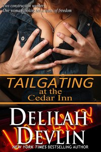 Tailgating at the Cedar Inn