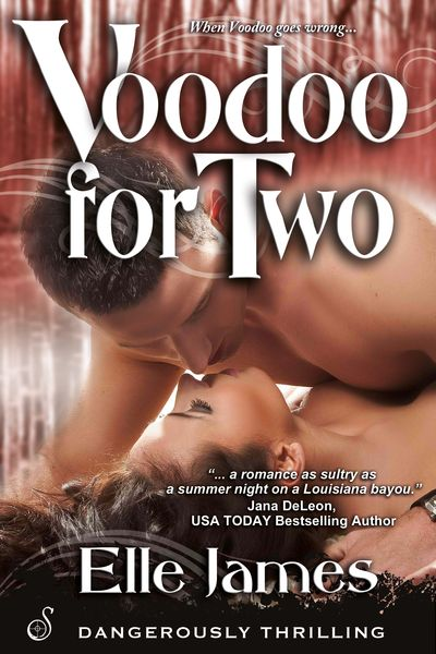 Voodoo For Two Cover
