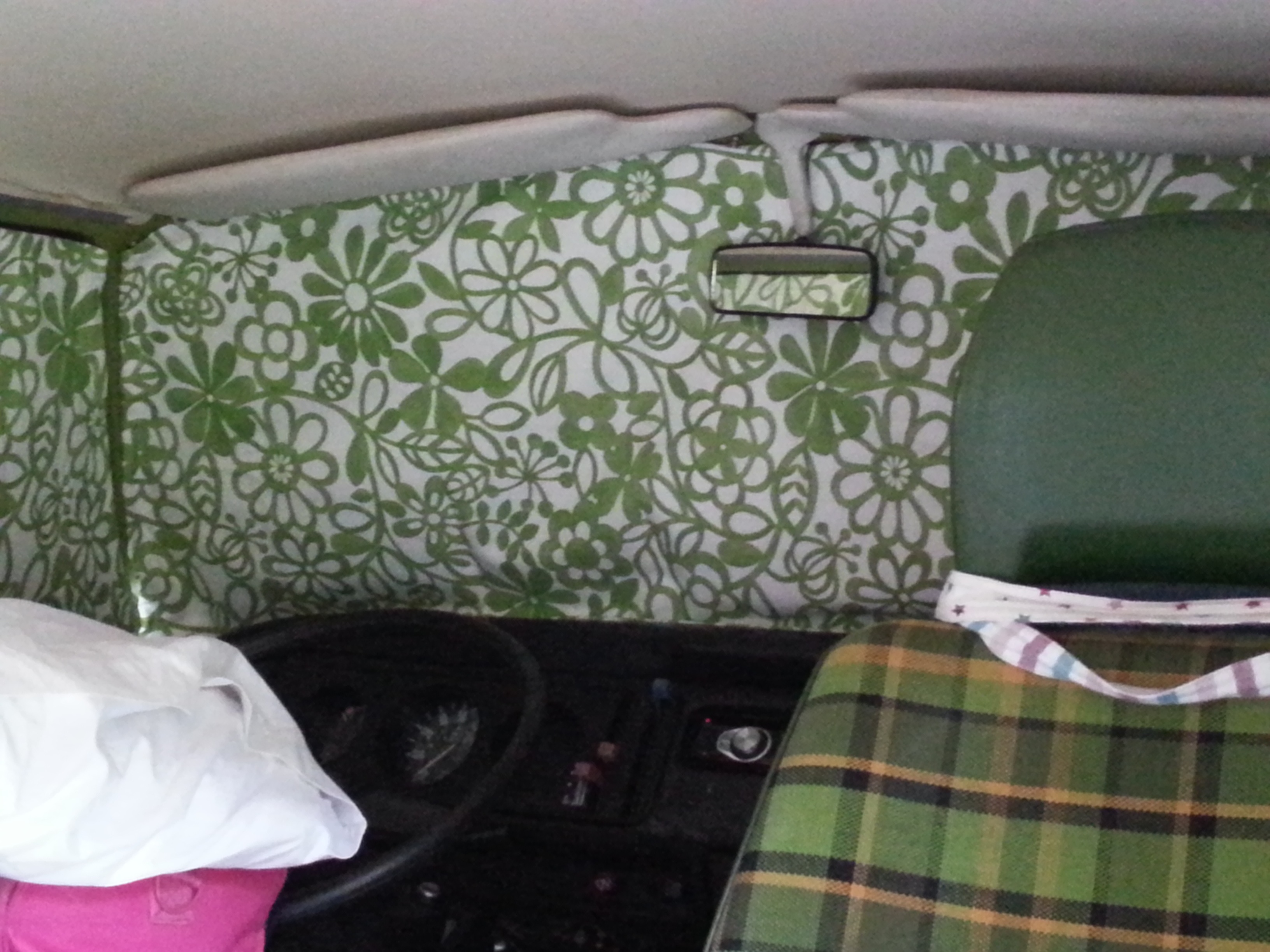camper magna blinds  Delilahs VW Camper Furnishings