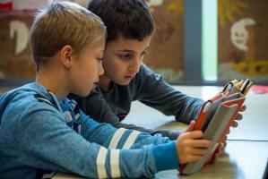 Jongens-iPad