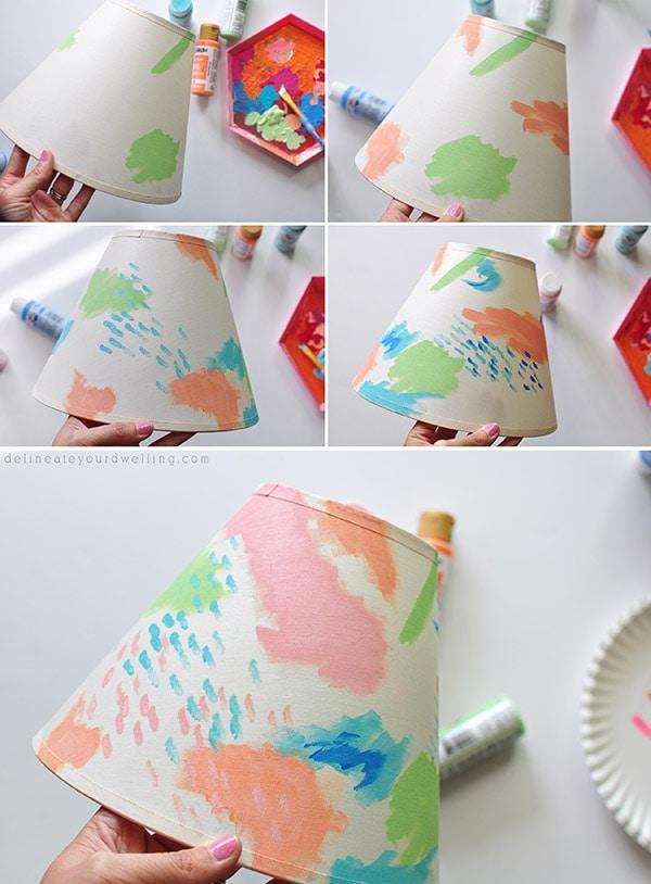 Paper Pendant Lamp Shades