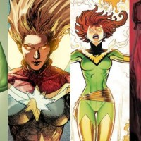 [QUADRINHOS] As principais personagens femininas da Marvel
