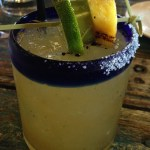 Grilled Jalapeño & Pineapple Margarita