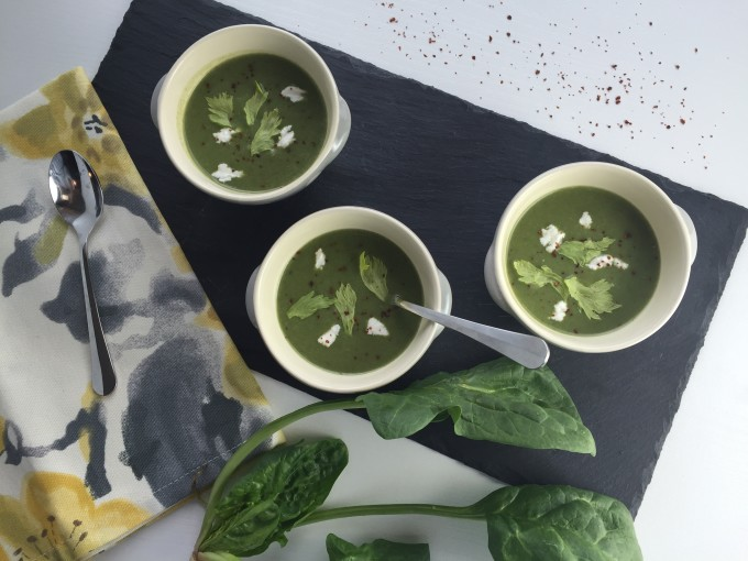 Eat Your Greens in this Delicious Soup!