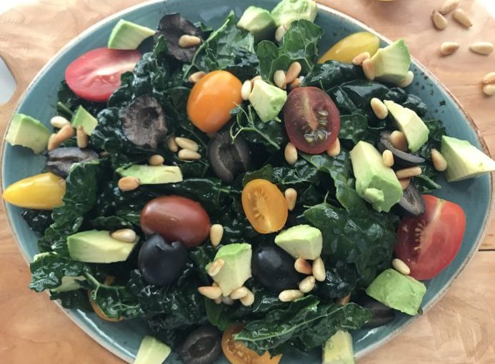 3 Tips to a Perfect Kale Salad