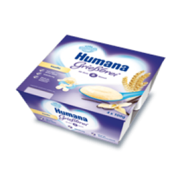 ellas kitchen baby food best paint semolina dessert (biscuit) x6 humana price, buy in uae ...