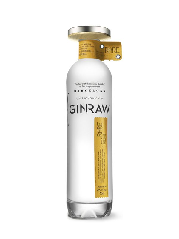 Gin Raw - Delivered drinks